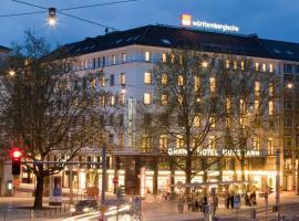 Grand Hotel Mussmann, Hotel in der Nähe von: Marktkirche, Hannover