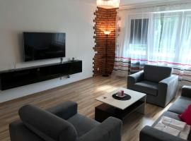 Apartament Sutemi, hotel with parking in Wadowice