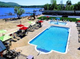 Scotty's Lakeside Resort, hotel in Lake George
