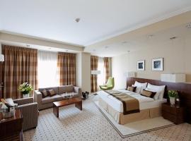 Capital Plaza Hotel, מלון בבוקרשט