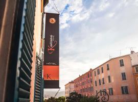 Kallisté, hotel in Ajaccio
