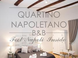 Quartino Napoletano, hotel romantico a Napoli