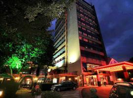 Hotel Leipzig, hotel in Plovdiv