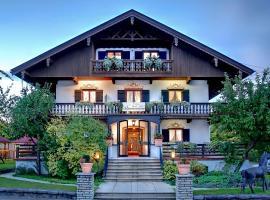 Hotel Alpensonne, Hotel in Bad Wiessee