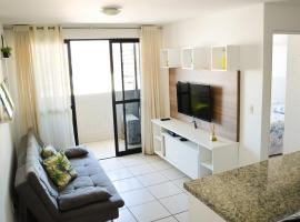 Apartamento 1 Quarto Jatiuca, hotel near Maceio Shopping Mall, Maceió