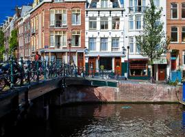 Amsterdam Wiechmann Hotel, hotel en Ámsterdam