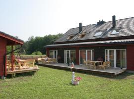 Love Island Guesthouse, nakvynės su pusryčiais namai mieste Druskininkai