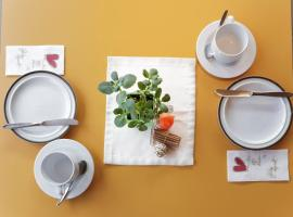 Pension Waldesruh, Bed & Breakfast in Tarrenz