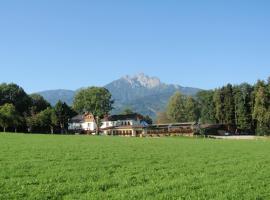 Nattererboden, haustierfreundliches Hotel in Innsbruck