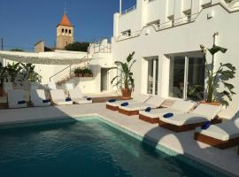 Petit Hotel Rocamar - Adults Only, hotel in Colonia de Sant Pere