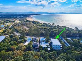 Cape Apartments, hotel near Cape Byron Lighthouse, Byron Bay