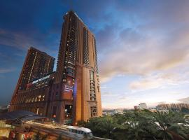 Comfort Service Apartment At Times Square, hotel in Kuala Lumpur