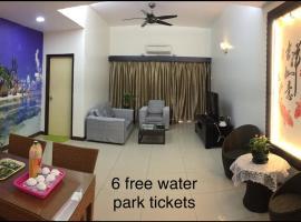Homestay at Lagoon Park Resort, resort in Melaka