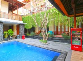 D'Astri Guest House, hotel in Sanur
