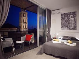 Studiolo Belvedere, apartment in Split