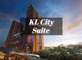 KL City Suite at Times Square, hotel in Kuala Lumpur