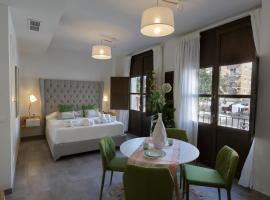 Apartamentos El Marques, self-catering accommodation in Málaga