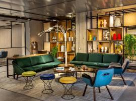 מלון לינק תל אביב, מלון ליד בית החולים איכילוב, תל אביב