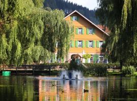 Hotel Zur alten Mühle, Hotel in Neuenbürg