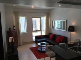 Espace Holiday Homes - Royal Oceanic, apartma v Dubaju