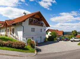 Thermenpension Gigler, hotel in Bad Waltersdorf