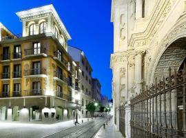 Eurostars Catedral, hotel in Granada