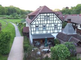 Hammermühle Hotel & Gesundheitsresort, hotel near Schiller's Garden House, Stadtroda