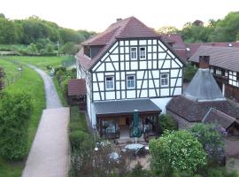 Hammermühle Hotel & Gesundheitsresort, hotel near Optical Museum Jena, Stadtroda