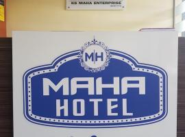 Maha Hotel, hotel in Puchong