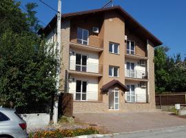 Vila Ana, room in Băile Govora