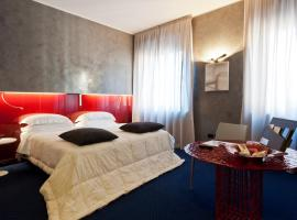 Rechigi Hotel, hotell i Mantova