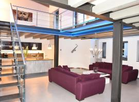 The Fountain Loft - 170sqm, pet-friendly hotel in Dortmund