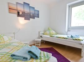 Top Ferienwohnung Veltins Arena, apartment in Gelsenkirchen
