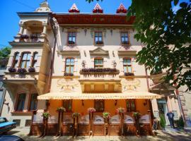 Chopin Hotel, hotel near The Palace of Biesyadetskikh, Lviv