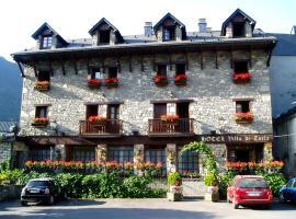 Hotel Villa de Torla, hotel in Torla-Ordesa