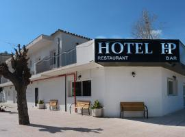 Hotel Hp Castelldefels, viešbutis Kasteldefelse