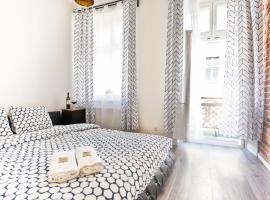 Metropolis Apartment – obiekty na wynajem sezonowy w Toruniu