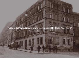 Villa la Val, Apartamenty Wałbrzych, apartment in Wałbrzych