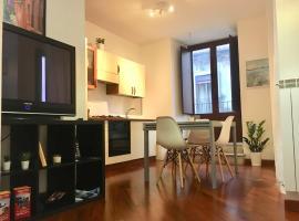 Giupy Home, camera con cucina a Catania