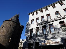 Hotel am Marschiertor, Hotel in Aachen