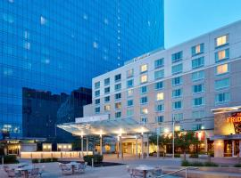 Fairfield Inn Suites Indianapolis Downtown, hotel in Indianapolis