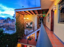Hotel Villa Alta, hotel in Oaxaca City