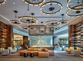 Indianapolis Marriott Downtown, accommodation in Indianapolis