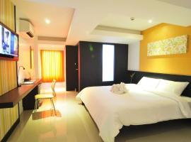 At 24 Boutique Hotel, hotel in Nakhon Si Thammarat