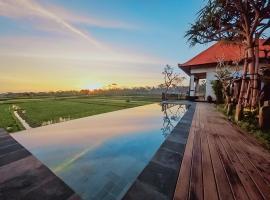 Umah Sunset, pet-friendly hotel in Ubud