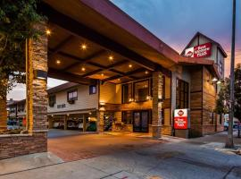 Best Western Plus Clocktower Inn, hotel in Billings
