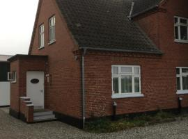 bed and breakfast lolland, hótel í Søllested