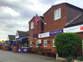 Redbeck Motel, hotel near Belle Vue, Wakefield
