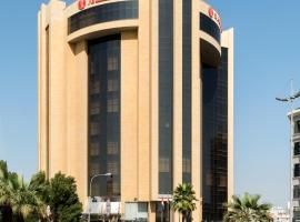 Ramada by Wyndham Al Khobar, hotel in Al Khobar