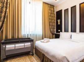 Royal Park Hotel, hotel near Almaty 1 Train Station, Almaty